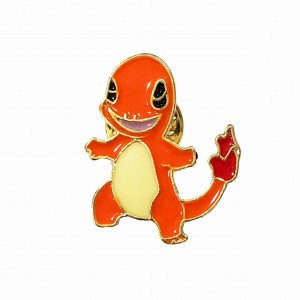 PINETS przypinka Charmander Pokemon Go
